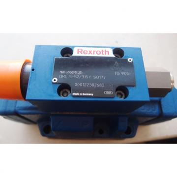 REXROTH 4WE 6 MA6X/EG24N9K4 R900546939 Directional spool valves