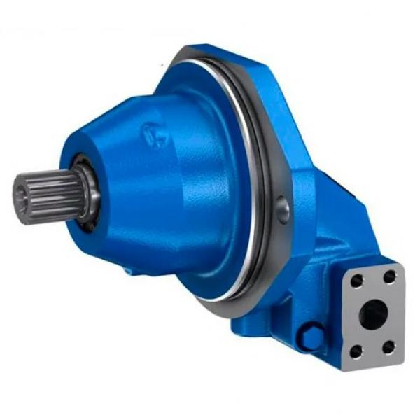 REXROTH R901084887 PVV52-1X/193-045RA15DDMC Vane pump #3 image