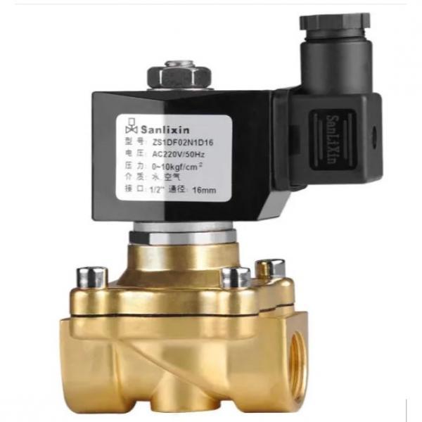 REXROTH R901053049 PVV51-1X/193-046RA15DLMC Vane pump #2 image