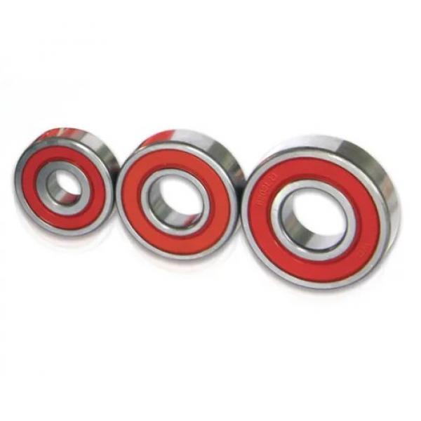 RBC BEARINGS SAA15CL0  Single Row Ball Bearings #1 image