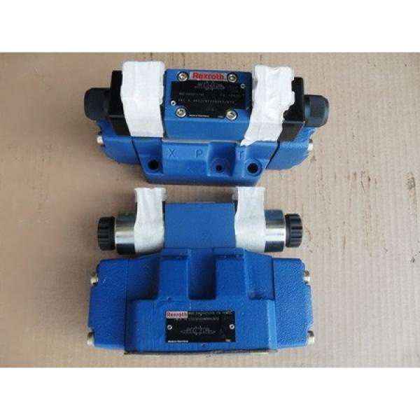 REXROTH 4WE 10 R3X/CG24N9K4 R900598583 Directional spool valves #2 image